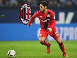 Hakan Çalhanoğlu wechselt angeblich zu Milan