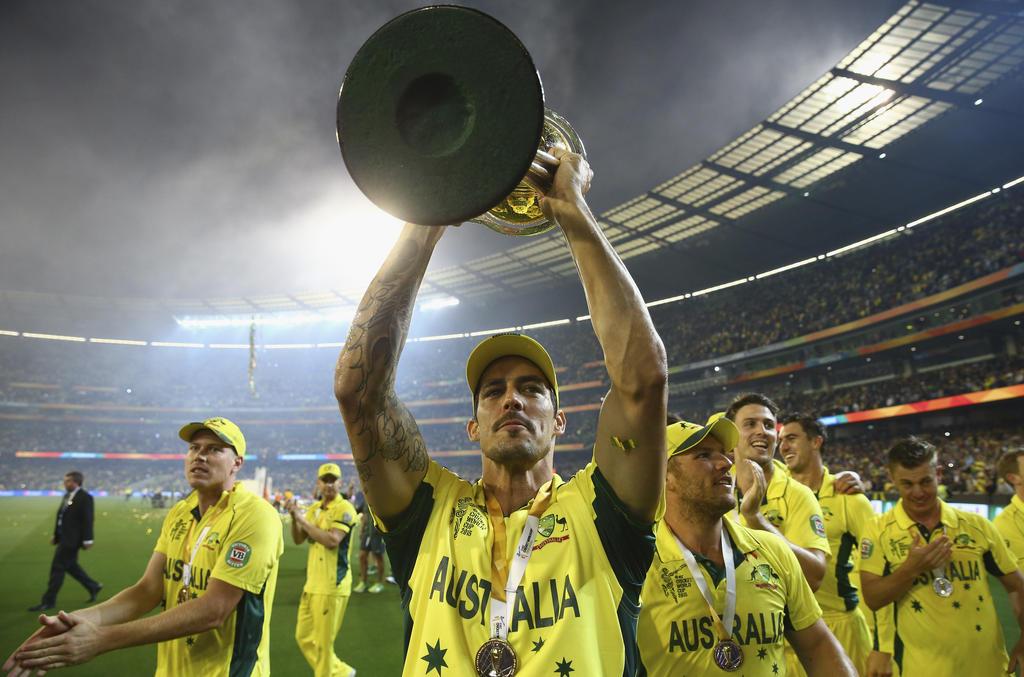 Melbourne Cricket Ground - Cricket
