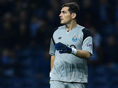 Iker Casillas hat seinen Vertrag in Porto um ein weiteres Jahr verlängert