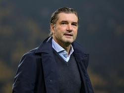 Michael Zorc sieht bei Borussia Dortmund noch Luft nach oben