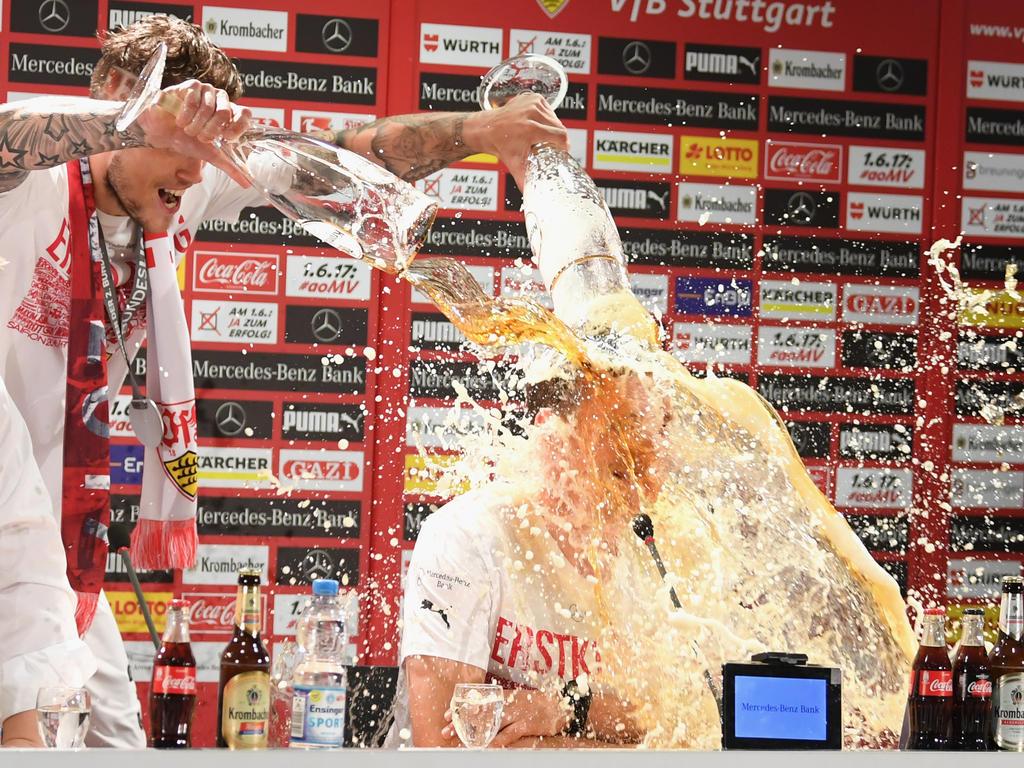 VfB Stuttgart - 4,20 Euro