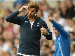 André Villas-Boas' Co-Trainer bei Tottenham ist Steffen Freund