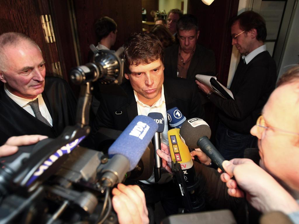 Jan Ullrich droht bei einer Verurteilung sogar eine Haftstrafe