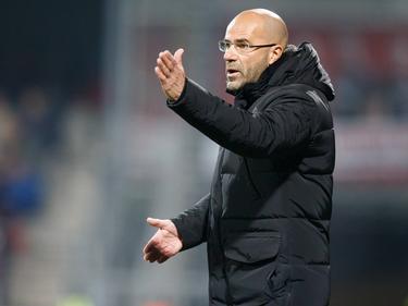 Peter Bosz kehrt in die Eredivisie zurück
