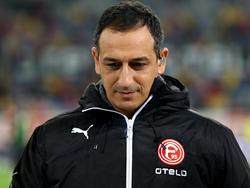 Rachid Azzouzi ist nicht mehr Sportdirektor von Fortuna Düsseldorf