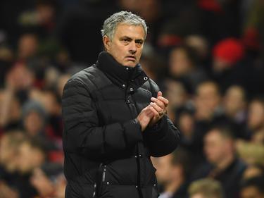 Mourinho no está viviendo su mejor año en Inglaterra. (Foto: Getty)