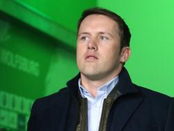 Olaf Rebbe, der neue starke Mann beim VfL Wolfsburg