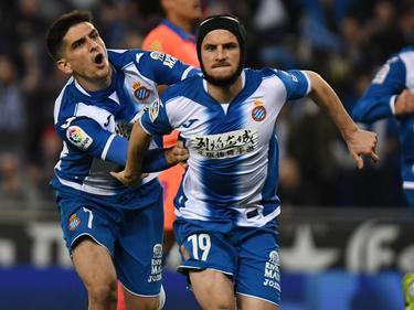 Gerard Moreno y Pablo Piatti marcaron contra Las Palmas. (Foto: Imago)