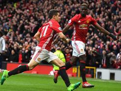 Manchester United setzte sich gegen Spitzenreiter Chelsea durch