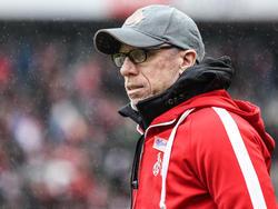 Peter Stöger kämpft um die beste Saison seiner Kölner Zeit