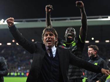 Antonio Conte und der FC Chelsea sind Meister