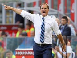 Wird neuer Teammanager bei Crystal Palace: Frank de Boer