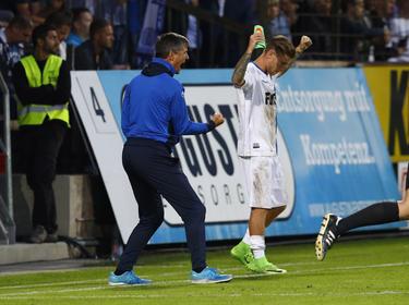 Der FC Magdeburg hat allen Grund zu feiern