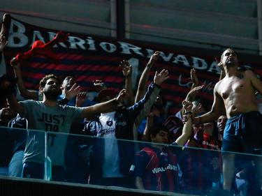 San Lorenzo celebró su primera victoria del campeonato luego de sendos empates. (Foto: Getty)
