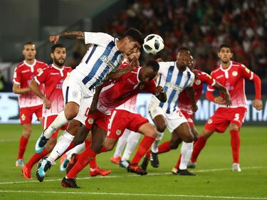 Guzmán anotó el único tanto del encuentro. (Foto: Getty)