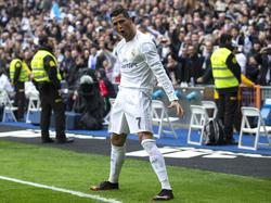 Cristiano Ronaldo traf gegen Bilbao doppelt