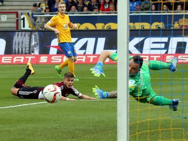 Eintracht Braunschweig schlägt Nürnberg mit 3:1