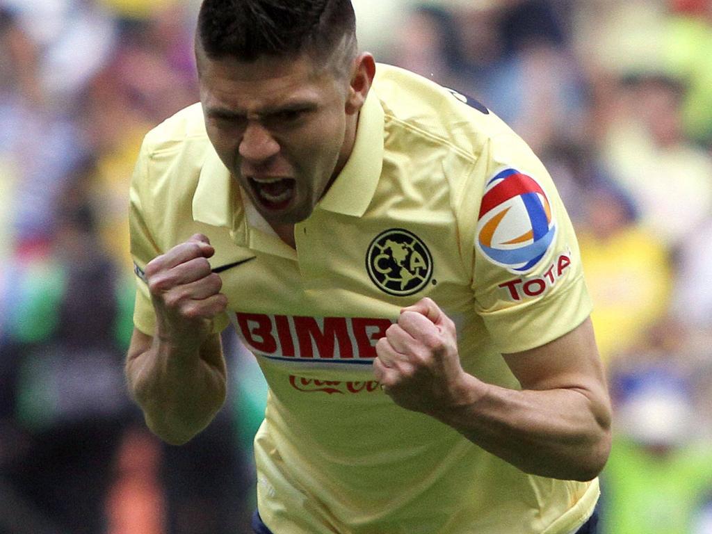 Peralta brilló con un gol y una asistencia. (Foto: Imago)