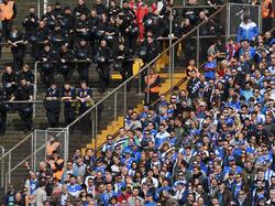 Zuschauer wollen laut einer Umfrage mehr Sicherheit im Stadion