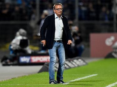Norbert Meier kehrt mit dem 1. FC Kaiserslautern nach Bielefeld zurück