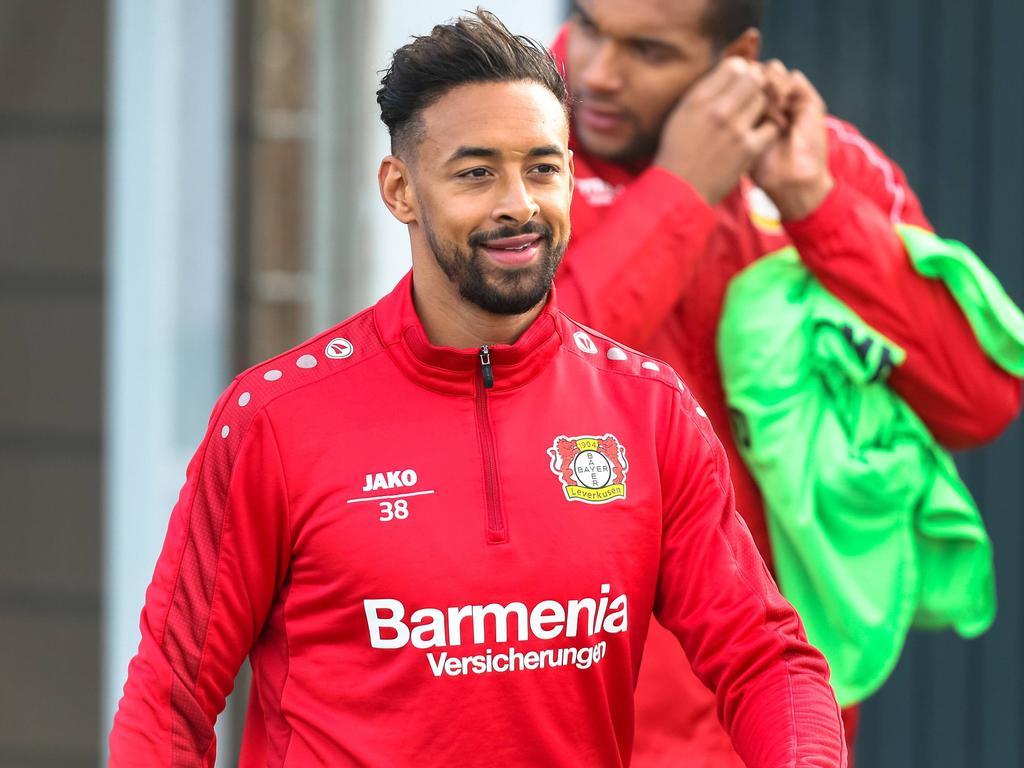 Karim Bellarabi soll Bayer Leverkusen weiter nach vorn bringen