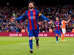 Messi und Co. schießen Osasuna ab
