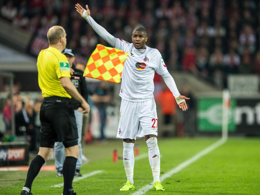 Platz 8: Anthony Modeste (1. FC Köln)