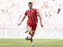 Robert Lewandowski ist beim FC Bayern scheinbar unverkäuflich