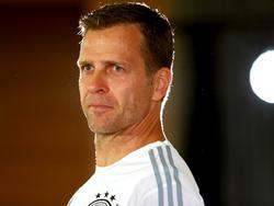 Team-Manager Oliver Bierhoff kümmert sich um das WM-Quartier