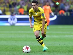 Spielt seit 2016 beim BVB: Raphaël Guerreiro