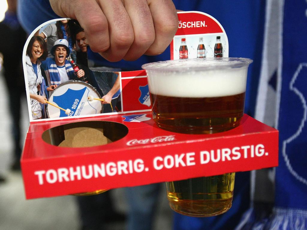 TSG Hoffenheim - 4,13 Euro*