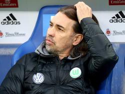 Fordert eine Leistungssteigerung: VfL-Trainer Schmidt