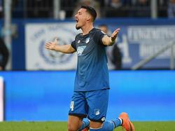 Sandro Wagner steht vor einem Wechsel aus Hoffenheim zum FC Bayern