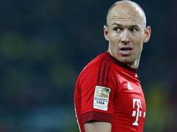 Arjen Robben ist wieder einmal verletzt