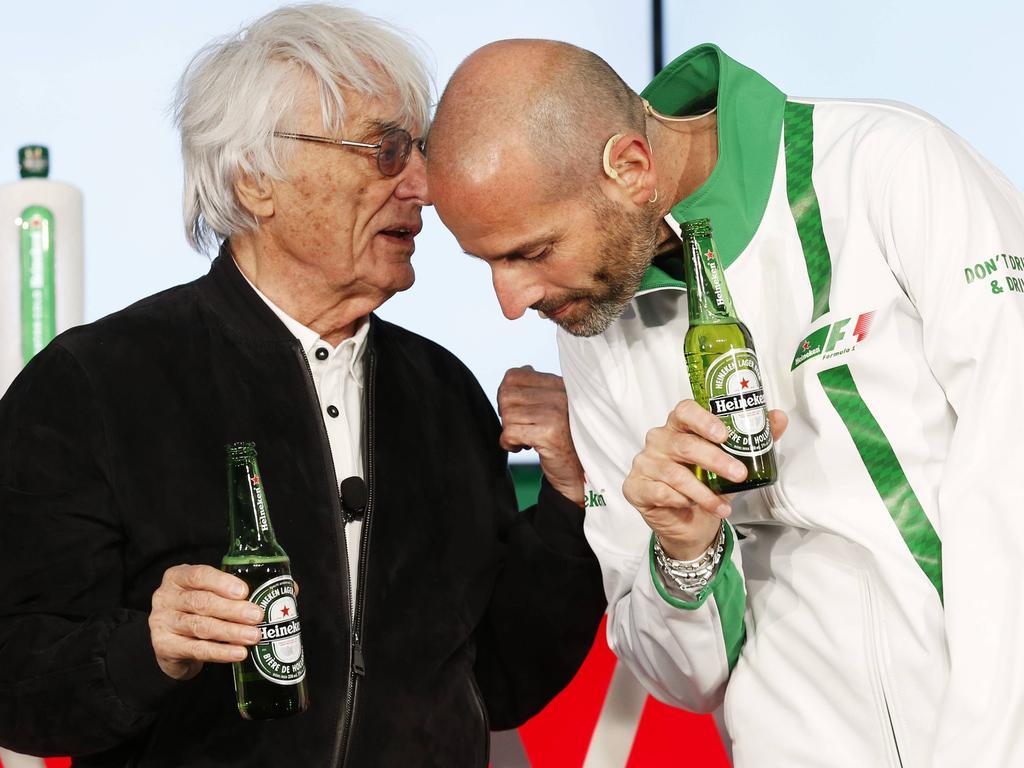 Heineken will die Königsklasse als offizieller Sponsor noch bekannter machen