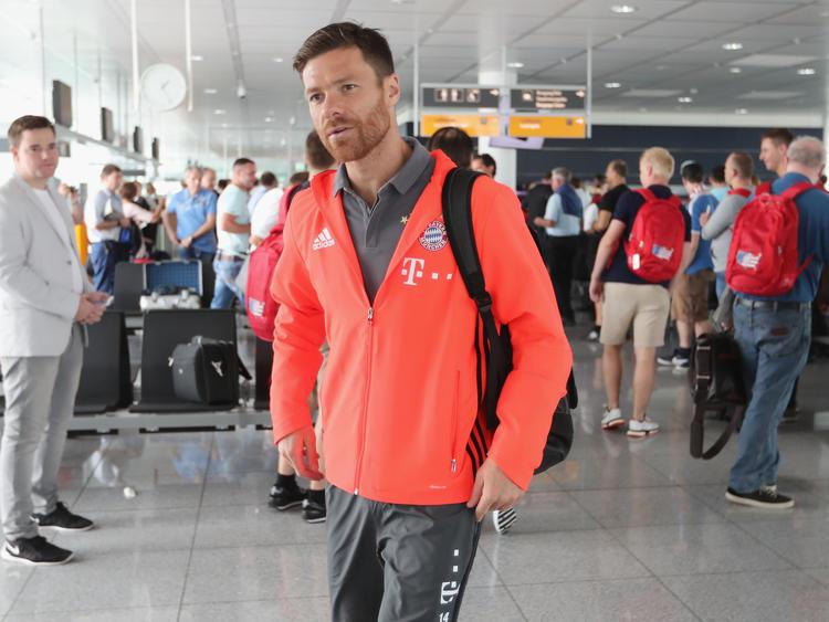 Xabi Alonso erwartet mit Atlético einen starken Gegner