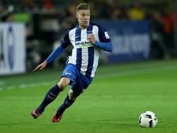 Trägt Mitchell Weiser bald den DFB-Adler auf der Brust?