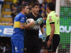 Das Derby zwischen River Plate und den Boca Juniors kann stattfinden