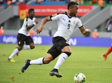 Ghana hat das Ticket für das Halbfinale gebucht