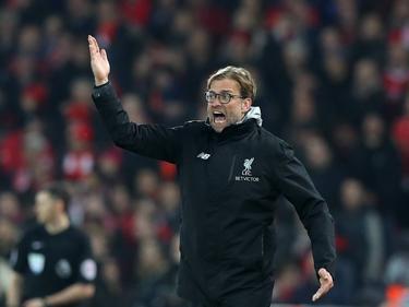 Liverpool und Jürgen Klopp warten im neuen Jahr noch immer auf den ersten Liga-Dreier