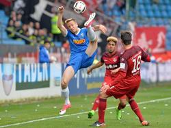 Der 1. FC Kaiserslautern konnte keinen Dreier im Abstiegskampf einfahren