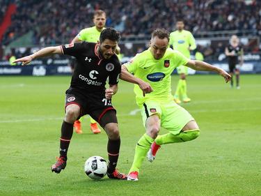 Der FC St. Pauli bezwang den 1. FC Heidenheim