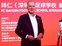 Karl-Heinz Rummenigge äußerte sich nach der 0:4-Pleite der Bayern
