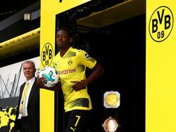 Verlässt Ousmane Dembélé Borussia Dortmund im Sommer?