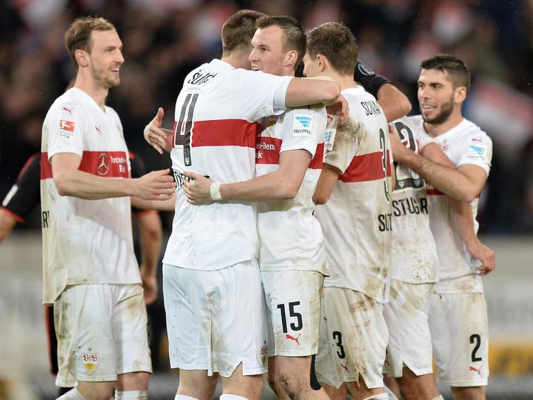 Der VfB Stuttgart hat einen harten Brocken vor sich