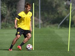 Dong-Won Ji konnte sich in Dortmund nicht durchsetzen