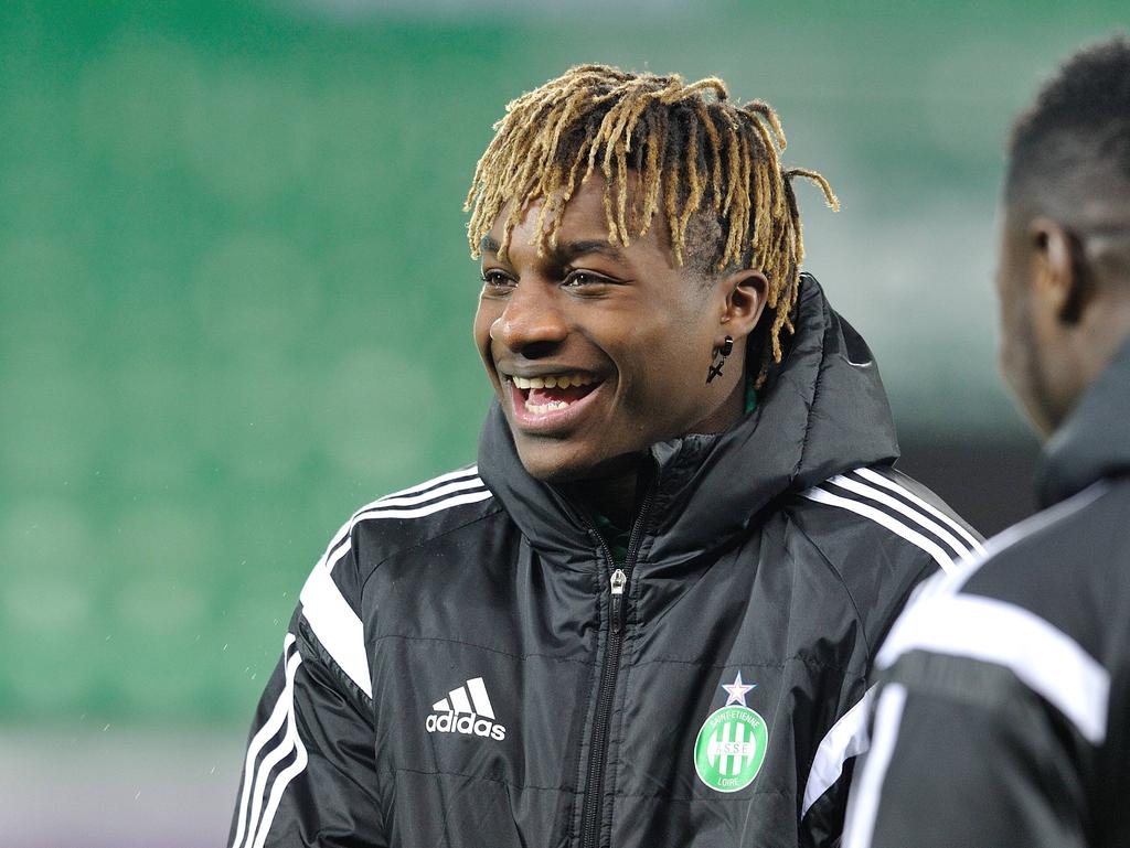 bundesliga news monaco sign saint maximin loan him to hanover. Black Bedroom Furniture Sets. Home Design Ideas