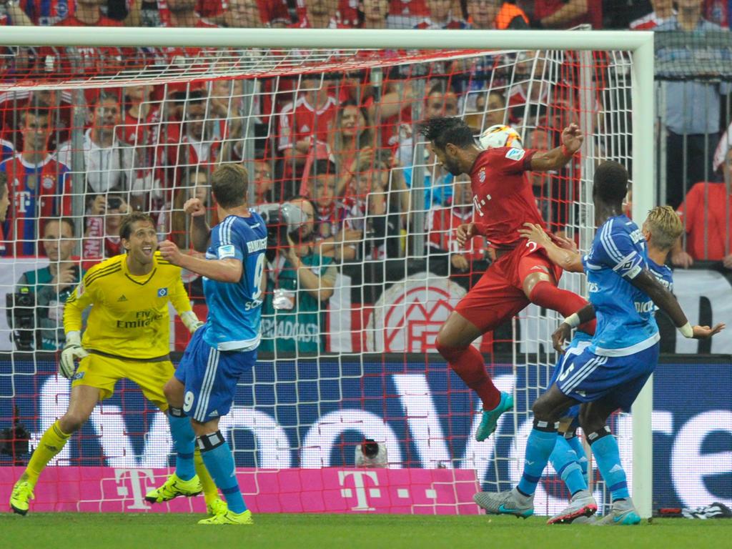 Бундеслига. 1-й тур. Бавария разгромила Гамбург в матче-открытии сезона - изображение 4