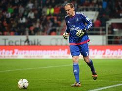 Torwart Jaroslav Drobný kann sich gut vorstellen, beim HSV zu bleiben