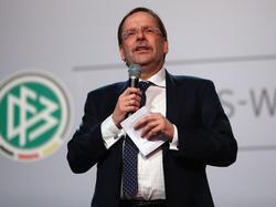 Dr. Rainer Koch sieht im Kampf gegen Rassismus alle gefordert